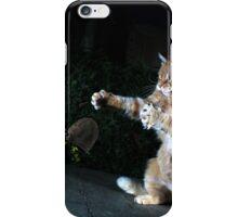 Catzilla iPhone Case/Skin