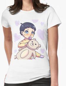 Naruto - Himawari Womens Fitted T-Shirt
