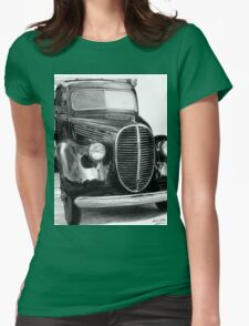 1939 Ford Pickup Truck Womens Fitted T-Shirt