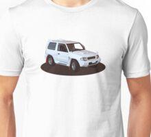 Urban Dakar Daily Driver Unisex T-Shirt