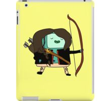 BMO Katniss  iPad Case/Skin