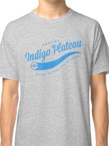 Indigo Plateau (blue) Classic T-Shirt