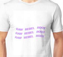 DEAN - KHIPHOP - RAW REBEL ROOT - PASTEL Unisex T-Shirt