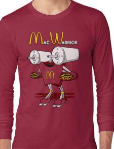 Mac Warrior Long Sleeve T-Shirt