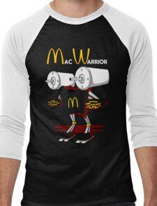 Mac Warrior Men's Baseball ¾ T-Shirt