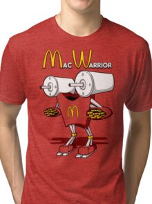 Mac Warrior Tri-blend T-Shirt