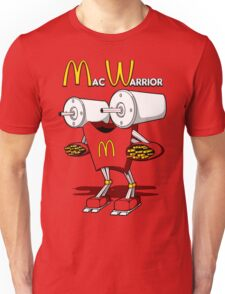 Mac Warrior Unisex T-Shirt