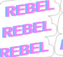 DEAN - KHIPHOP - RAW REBEL ROOT - PASTEL Sticker