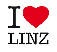 I ♥ LINZ by eyesblau