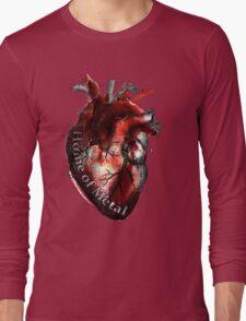 Heart of metal Long Sleeve T-Shirt