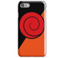 Uzumaki  iPhone Case/Skin