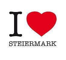 I ♥ STEIERMARK by eyesblau