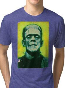Antique Beauty Tri-blend T-Shirt