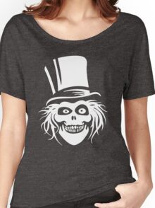 HATBOX GHOST Women's Relaxed Fit T-Shirt