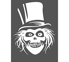HATBOX GHOST Photographic Print