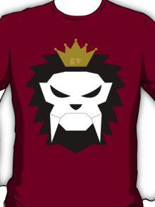 Sabre-toothed King Lion Skull - MulloIV T-Shirt