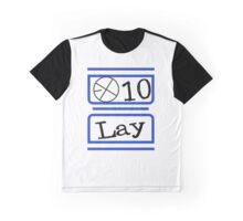 EXO M LAY Graphic T-Shirt