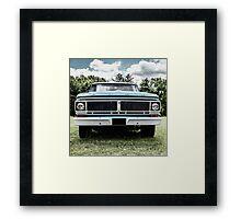 1970 Ford Truck Framed Print