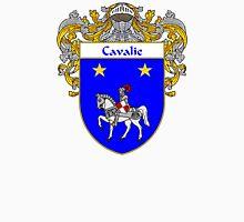 Cavalie Coat of Arms/Family Crest Unisex T-Shirt