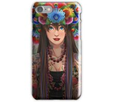 Falislava iPhone Case/Skin