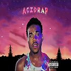 Chance the rapper Poster Acidrap by ChristianZushi
