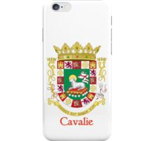 Cavalie Shield of Puerto Rico iPhone Case/Skin