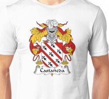 Castaneda Coat of Arms/Family Crest Unisex T-Shirt
