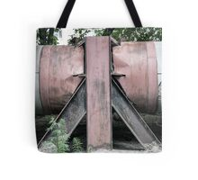 Hot water pipe Tote Bag