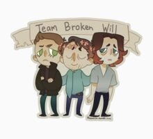 Team Broken Will by ophilinono
