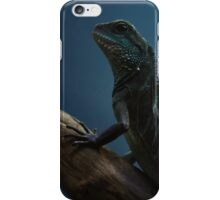 Proud lizard iPhone Case/Skin