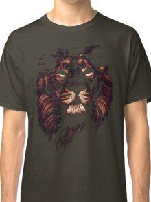 colored lion, indian lion Classic T-Shirt