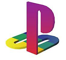 PlayStation1  Photographic Print