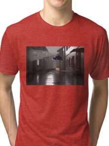 In A Cell Tri-blend T-Shirt