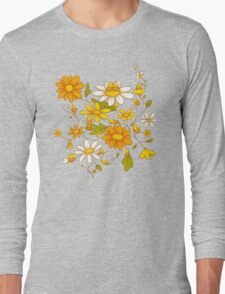 The Bee Garden Long Sleeve T-Shirt