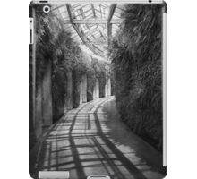 Architecture - The unchosen path - BW iPad Case/Skin