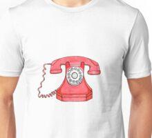 Christmas hotline Unisex T-Shirt