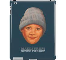 EPCOT Norway Pavilion MAELSTROM NEVER FORGET - Retro Disney iPad Case/Skin