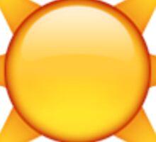SUNNY EMOJI Sticker