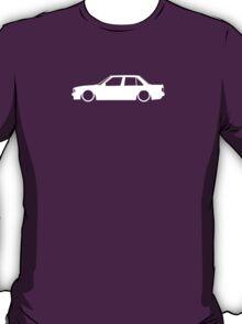E30 German sedan T-Shirt
