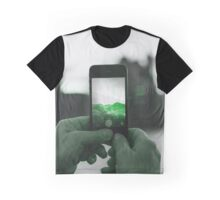 MISSING NATURE Graphic T-Shirt