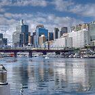 Harbour Dockside by bbbautista