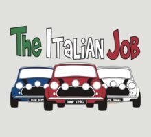 Italian Job Mini by velocitygallery