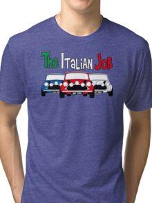 Italian Job Mini Tri-blend T-Shirt