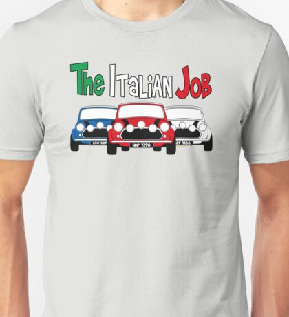 Italian Job Mini Unisex T-Shirt