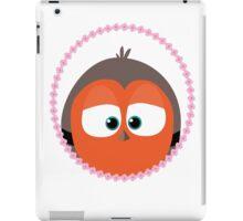 Rouge Gorge iPad Case/Skin