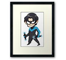 DC Comics    Dick Grayson/Nightwing Framed Print