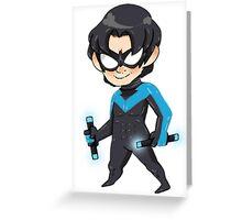 Nightwing || Dick Grayson Greeting Card
