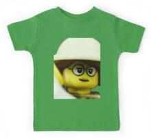 Lego Paleontologist Kids Tee