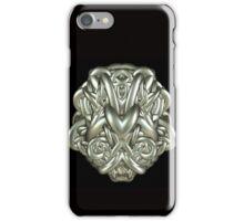 Silver Mask iPhone Case/Skin