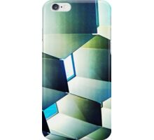 Fed Square Abstract iPhone Case/Skin